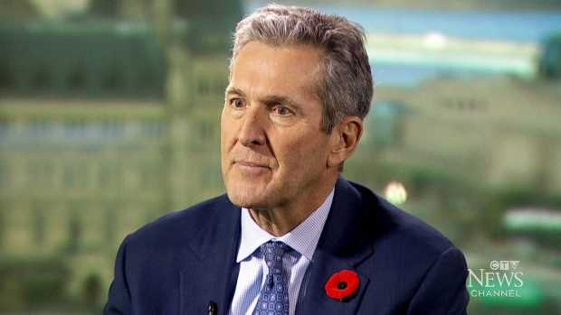 CTV QP: Pallister discusses western equalization