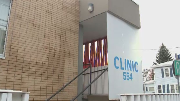 Clinic 554 had been providing abortion services, but because they weren't in a hospital setting, the procedures weren't covered by New Brunswick's provincial health care insurance.