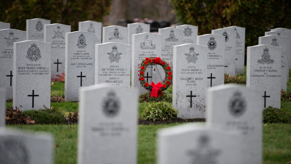 Canadians to mark Remembrance Day this morning