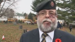 Bob DuPerron spent 25 years in the military and has spent the last decade visiting over 300 cemeteries in central and western New Brunswick.