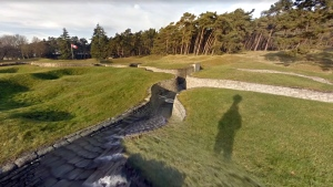 First-person view of Vimy and the Somme