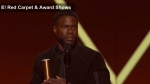 Kevin Hart's first public appearance post accident