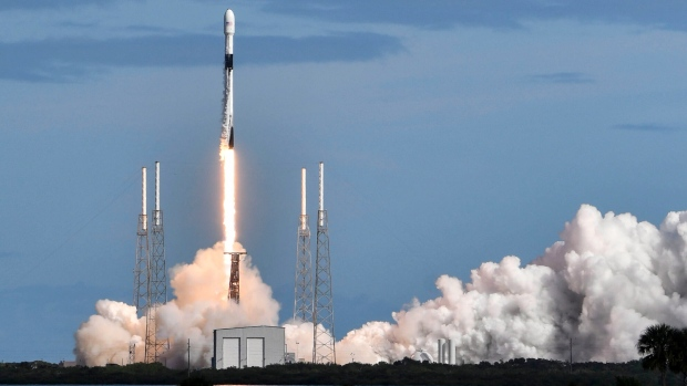 SpaceX launches second batch of Starlink broadband satellites