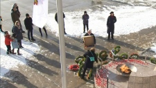 Remembrance Day services in Calgary