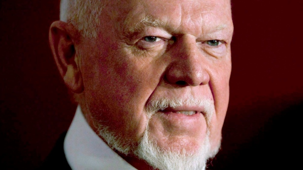 End of an era. Don Cherry comments on his firing by Sportsnet