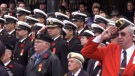 Vancouver honours military personnel