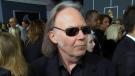 Pot use behind Neil Young's citizenship struggle