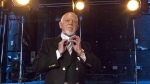 Don Cherry poses for a photo in Toronto on Monday, March 10, 2014 . THE CANADIAN PRESS/Chris Young