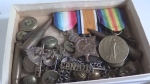 War medals returned after being lost for decades