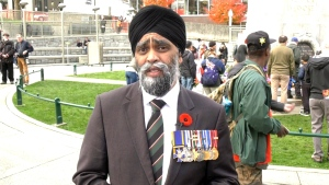 Power Play: Sajjan on Cherry's remarks
