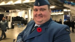 For the past four years, legion member Aaron Vopni has played the customary bugle call during Saskatoon's largest Remembrance Day ceremony.