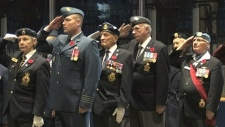 North Bay's largest Remembrance Day ceremony