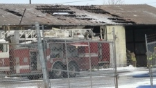 New Sudbury building a total loss after fire