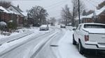 Snow, Hamilton