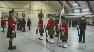 Sudbury Irish Royal Canadian Army Cadets