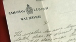 Poem leads woman to fathers WWII letters