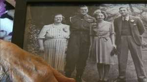 War bride reflects on falling in love during WWII