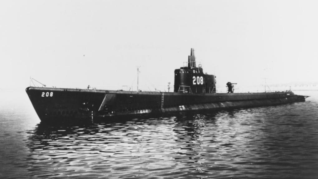 USS Grayback