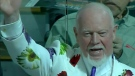 Don Cherry fired on Remembrance Day