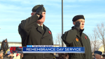 CTV News special coverage of Remembrance Day ceremonies from Calgary's military museums. Tara Nelson reports