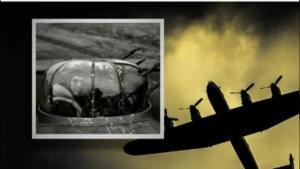 Royal Canadian Air Force veteran John Cumbers was a rear gunner in the Second World War. (CTV)