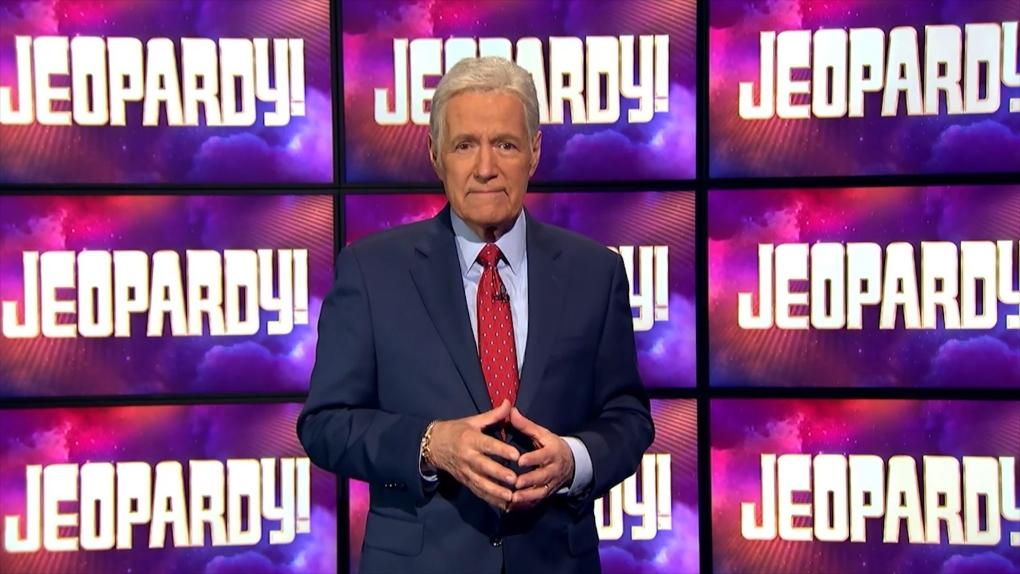 Alex Trebek chokes up on 'Jeopardy!' after contestant's heartfelt message