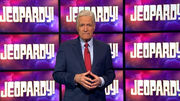 Alex Trebek choked up by Final Jeopardy! answer