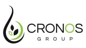 The Cronos Group logo is shown in a handout. (THE CANADIAN PRESS / HO)