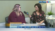Macdonald Youth Services provides free individual and family therapy sessions as well counselling for addictions. Rachel Lagacé has more.