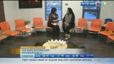 Indigenous initiatives and programs are being offered at Macdonald Youth Services. Rachel Lagacé has more.