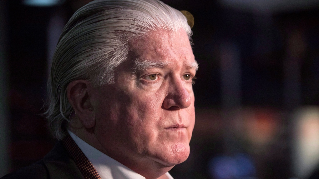 Brian Burke considered favourite to replace Don Cherry