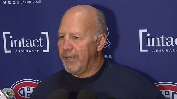 NHL fines Montreal Canadiens head coach Claude Julien $10,000 for criticizing referees