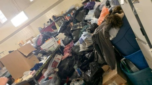 Carmichael Outreach is dealing with an overflow of donations. (Facebook: Carmichael Outreach)
