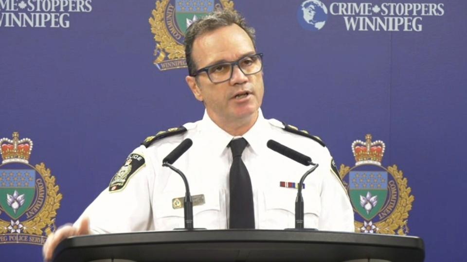 Chief Danny Smyth