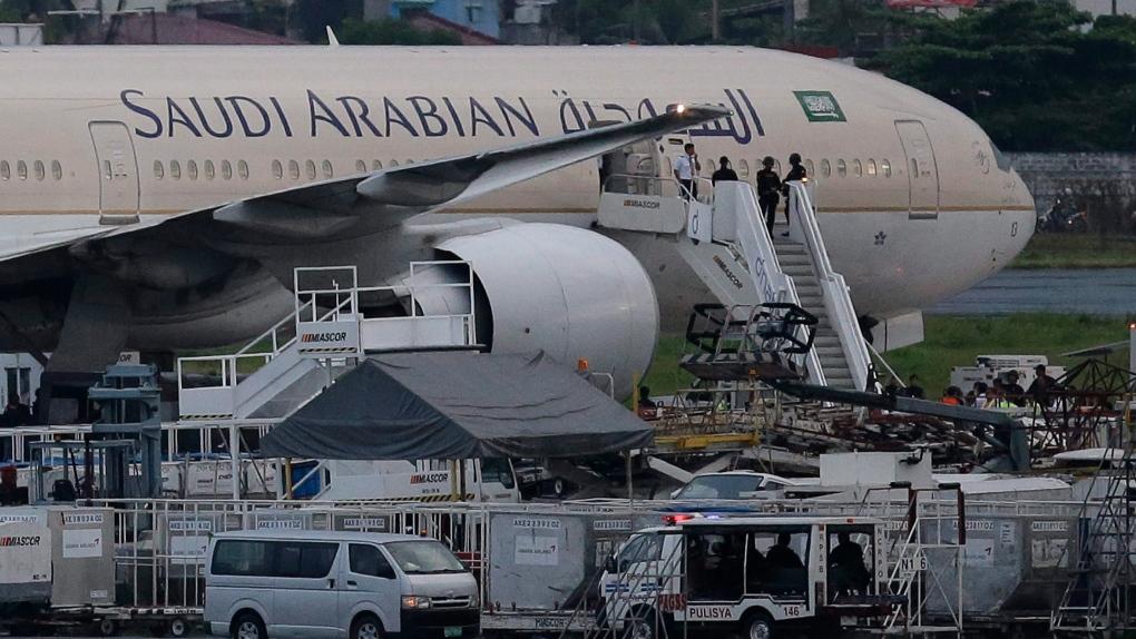 Two-year-old pronounced dead after flight makes emergency landing in St. John's