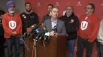 Union threatens transit strike escalation