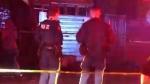 Man dead, murder suspect sought in Surrey