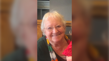 Rose Nelson was found dead in Armena, Alta., on Friday, Nov. 8, 2019. (Jalene Mauws)