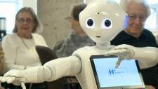 'Pepper' the robot, future of health care