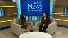 Maralee talks with Youstina Soliman from the Stem Cell Club Winnipeg Chapter about how important donors are and how you can get involved. (Source: CTV News Winnipeg)