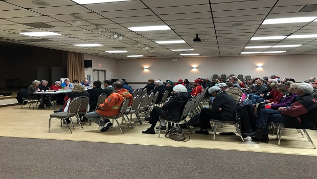Beiseker town council rejected a proposal to allow a land-use bylaw in order to build a medical waste incinerator Tuesday evening
