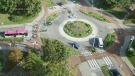 new Kit roundabout