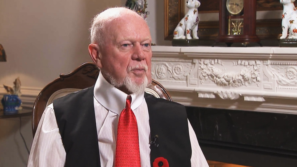 Don Cherry says he's sorry if he hurt anyone but believes 'silent majority' agrees with him