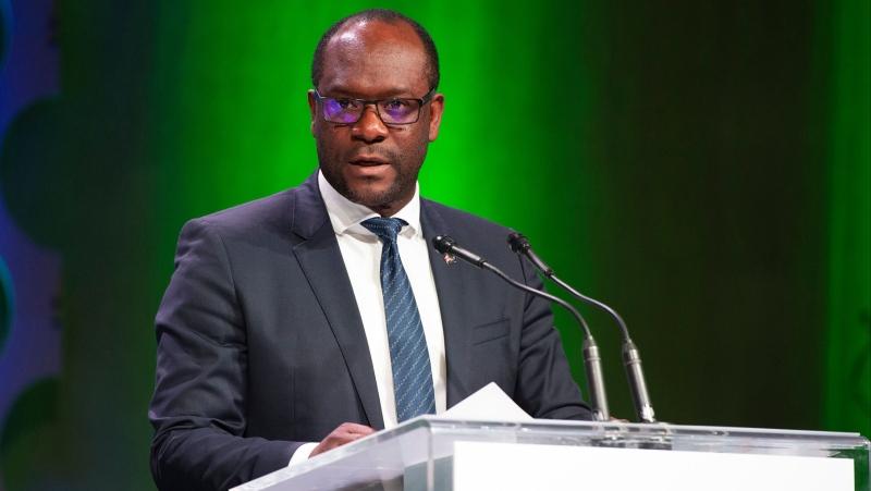 Municipal Affairs Minister Kaycee Madu