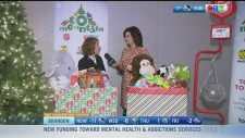 The Salvation Army provides thousands of toys for Winnipeg kids in need. Rachel Lagacé has more on the Toy Mountain campaign.