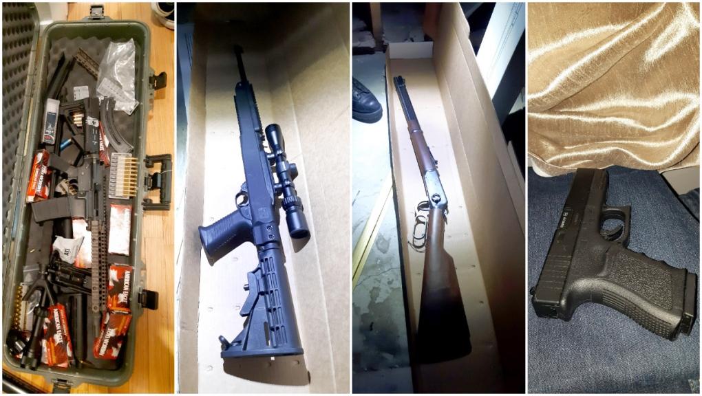 Temple guns Calgary