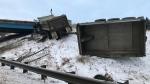 Highway 16 crash
