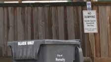 The City of Burnaby says illegal dumping is a significant problem.