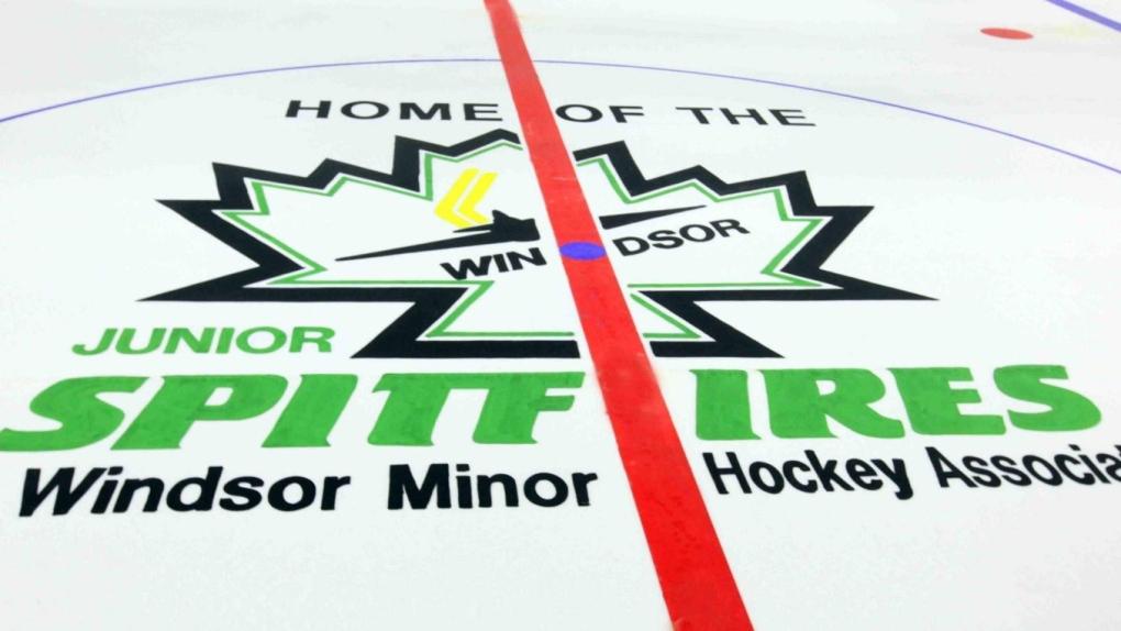 Windsor Minor Hockey Association Logo
