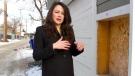 Katelyn Roberts is executive director of Sanctum Care Group. (Laura Woodward/CTV Saskatoon)